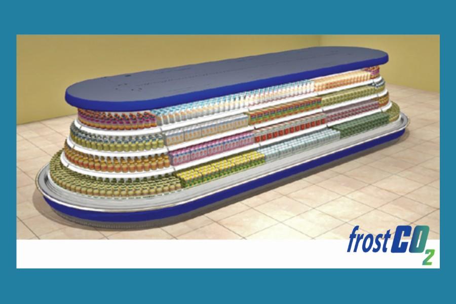 Lanzamiento de la gama completa frostCO2, una línea de productos diseñados exclusivamente para uso de CO2.
